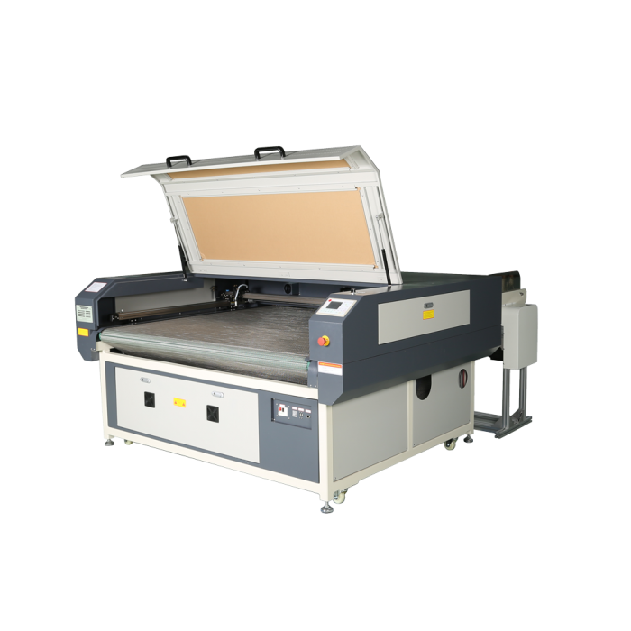 Conveyable CNC Laser Cutter Machine with Optional Vision