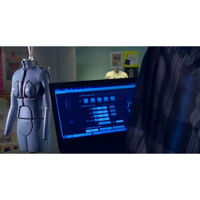IDummy Smart Mannequin For Made To Measure And Garment Design